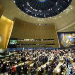 Image from United nations general assembly