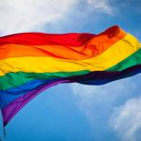 Courtesy photo - pride flag