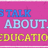 let's talk about sex education