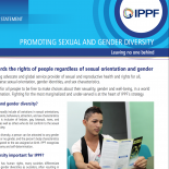 Capability Statement: Promoting Sexual & Gender Diversity