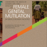 front cover of the FGM service delivery handbook