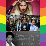 Laverne Cox, Denise Ho and Audre Lorde