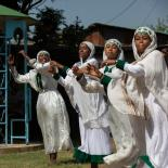 Youth dancers in Jimma, Ethiopia