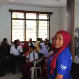 ZAHRA, A YOUTH VOLUNTEER FROM TANZANIA