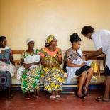 new mothers received maternal healthcare in Burundi