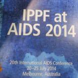 IPPF at AIDS2014