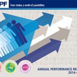 IPPF 2014-2015 Annual Performance Report (APR)