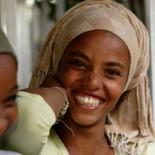 Two female clients of IPPF's Member Association in Ethiopia