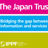 Japan Trust Fund: Bridging the gap